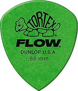 Jim Dunlop Tortex Flow Standard .88mm Guitar Picks (558P.88)