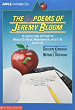 The D-poems of Jeremy Bloom: A Collection of Poems About School, Homework, and Life (Sort Of) by Gordon Korman (1992-09-03)