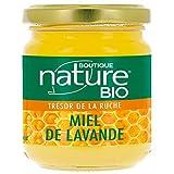 Boutique Nature - Miel de Lavande - Pot de 250 g - Origine Provence