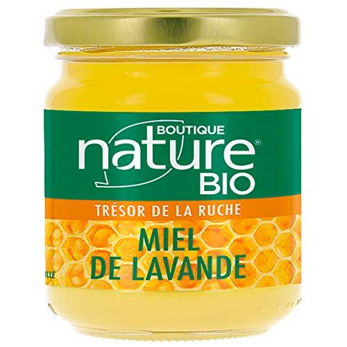 Miel de lavanda de Provenza Bio–250g