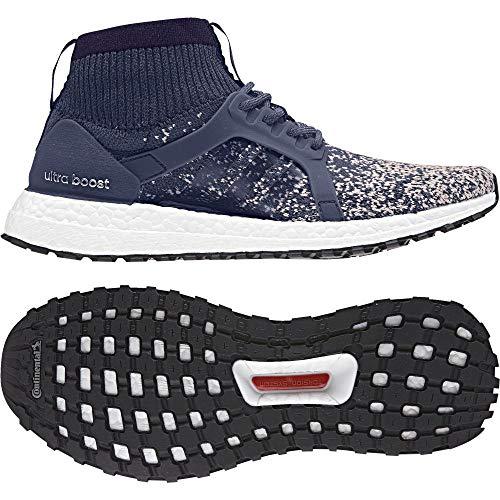 Adidas Ultraboost X All Terrain, Zapatillas de Trail Running para Mujer, Azul Indnob/Percen 000, 38 EU