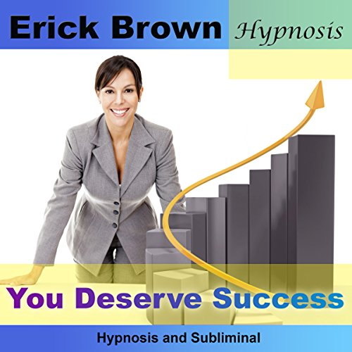 You Deserve Success audiobook cover art
