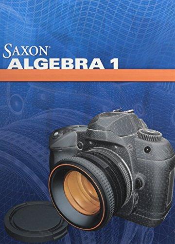 Saxon Algebra 1: Homeschool Package