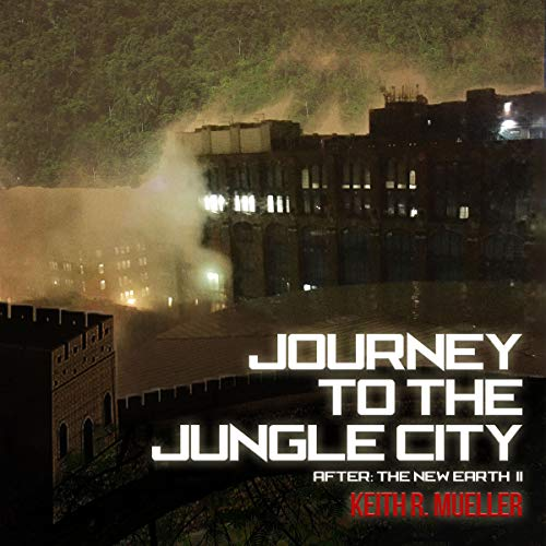 Journey to the Jungle City Titelbild