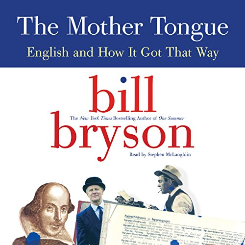 The Mother Tongue audiobook cover art