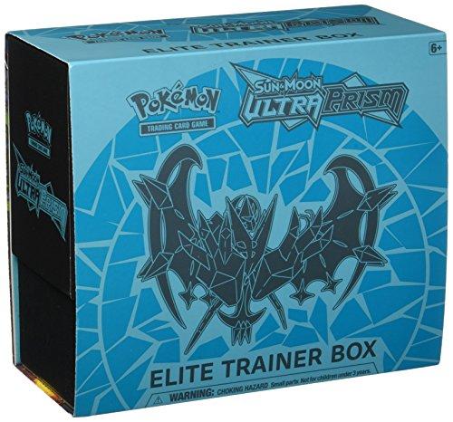 Pokemon pok82356Sonne und Mond Elite Kartenspiel Trainer Box, sortiert