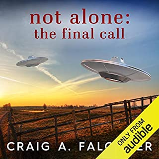 Not Alone: The Final Call audiobook cover art