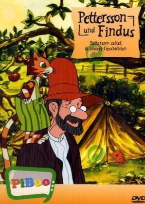 Pettersson und Findus, Petterson zeltet & andere Geschichten, 1 DVD