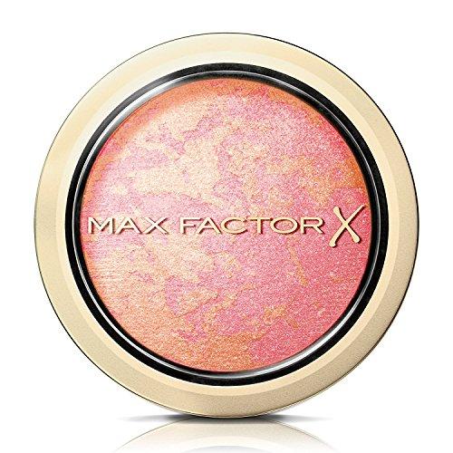 Max Factor Compact Blush Lovely Pink 5 – Marmoriertes Rouge für den perfekten Glow –...