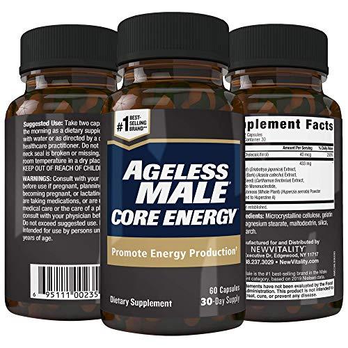 Ageless Male Core Energy for Men - …