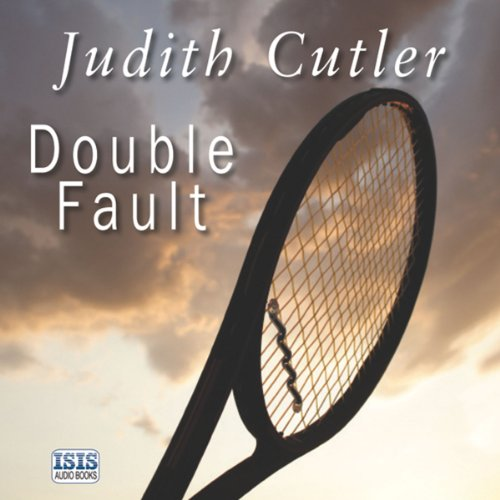 Double Fault audiobook cover art