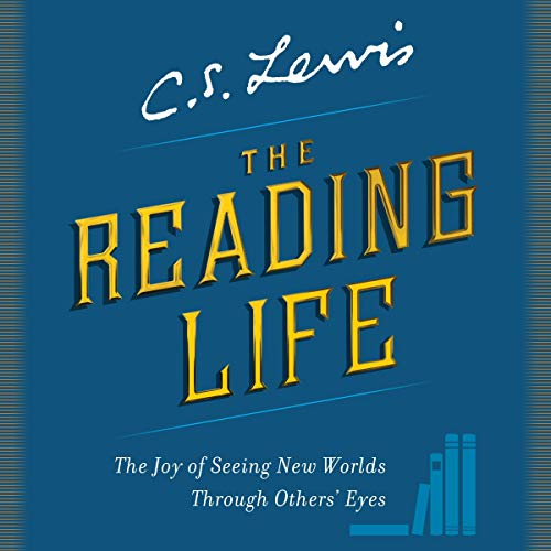 The Reading Life audiobook cover art