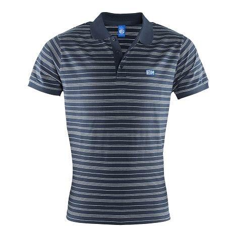 FC Schalke 04 Herren Polo-Shirt Streifen (XXL)