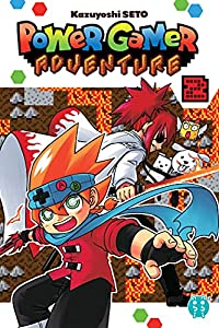 Power Gamer Adventure Edition simple Tome 2