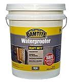 Damtite 02551 Gray Maximum Coverage Powdered Waterproofer, 50 lb. Pail