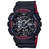 Casio G-Shock Analog-Digital Black Dial Men's Watch-GA-110HR-1ADR (G700)