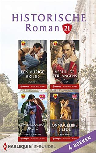 Historische roman e-bundel 21 (Dutch Edition)