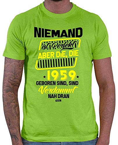 Hariz – Camiseta para hombre con texto en alemán