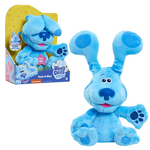 Blue's Clues & You! Peek-A-Blue 10-inch Plush