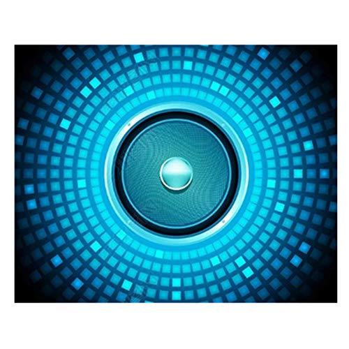 QQDD Drum Teppich Schlagzeug Teppich Schallschutz Teppich Schallschutzmatte Trommel Für Bass Drum Snare Rug Und Elektronische Trommel Jazztrommel Klavier Antivibrationsmatten Teppich (140 * 180CM)