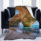 flys Christmas Best Beach in Algarve Ultra-Soft Fleece Blanket Flannel Velvet Plush Throw Blanket80*60