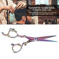 理髪はさみ、プロの髪カット薄切りはさみサロン理髪はさみ、サロンまたは家庭用(2#)