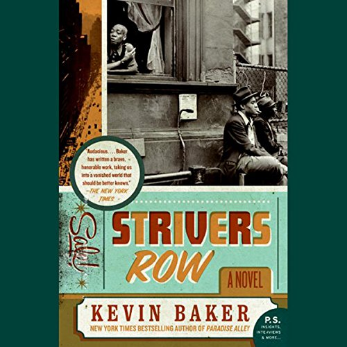 Strivers Row cover art