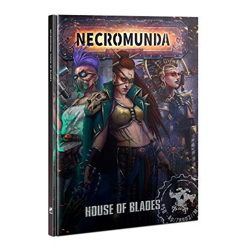 Necromunda: House of Blades (Hardback; English)
