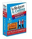 Dictionnaire Le Robert & Collins Compact Plus anglais