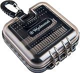 Wychwood - Game New Nueva Flypatch Fly Box, Unisex, Negro, Talla única