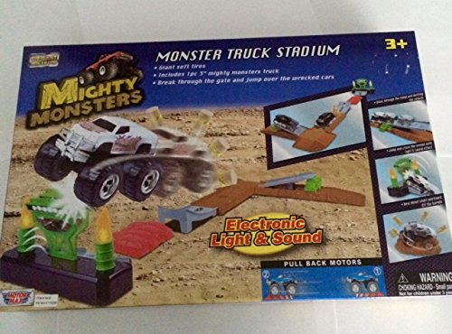 Mighty Monsters Monster Truck Stadium