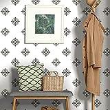 RoomMates RMK11475WP Black Honey Bee Black Peel and Stick Wallpaper