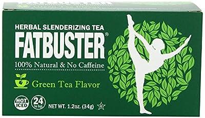 Fatbuster Herbal Slenderizing Tea, Weight Loss Diet Tea