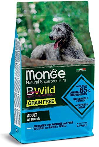 Monge Grain Free Acci/Pata/Pise kg. 2.5
