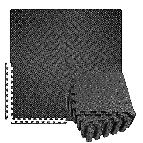tappetino fitness rotondo lulupila Set di 20 tappetini protettivi per il fitness