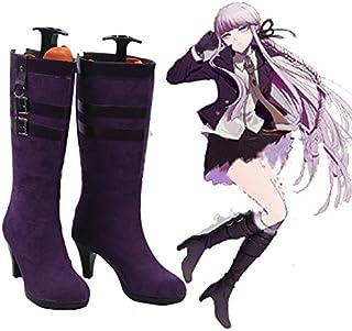 コスプレ 靴 ダンガンロンパ  霧切 響子(きりぎり きょうこ)  cosplay