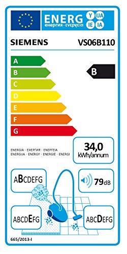 Siemens Aspirapolvere Synchropower VS06B110 con