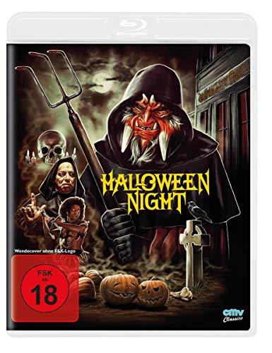 Halloween Night [Blu-ray]
