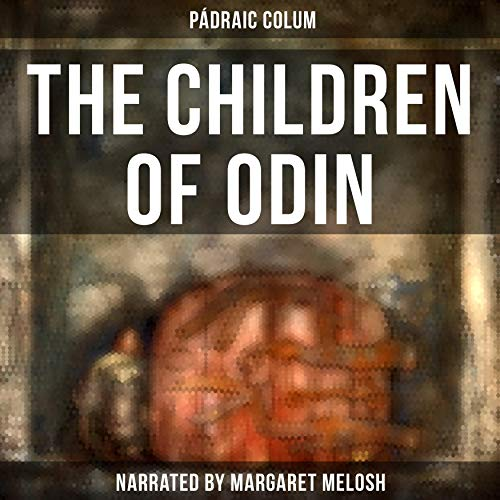 The Children of Odin audiobook cover art