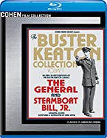 The Buster Keaton Collection: Volume 1 (The General / Steamboat Bill Jr.) [Blu-ray]