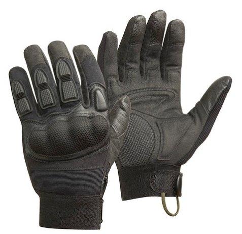Handschuhe CamelBak Glove Magnum Force MP3 Schwarz, Schwarz, S