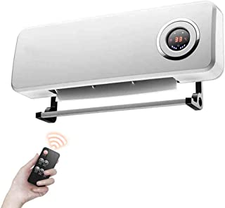 Radiador eléctrico MAHZONG Calentador de Montaje en Pared 2000w - Diseño Moderno y Delgado