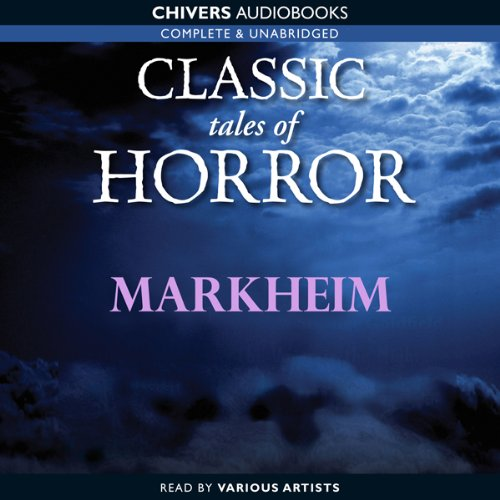 Classic Tales of Horror: Markheim cover art