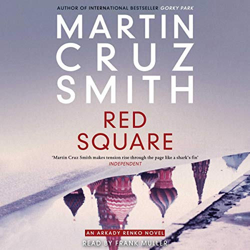 Red Square audiobook cover art