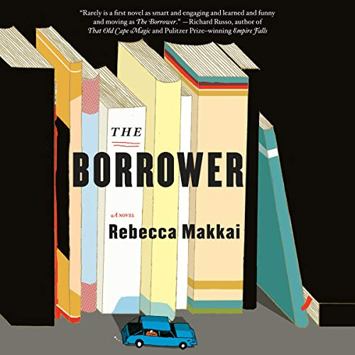 The Borrower Titelbild