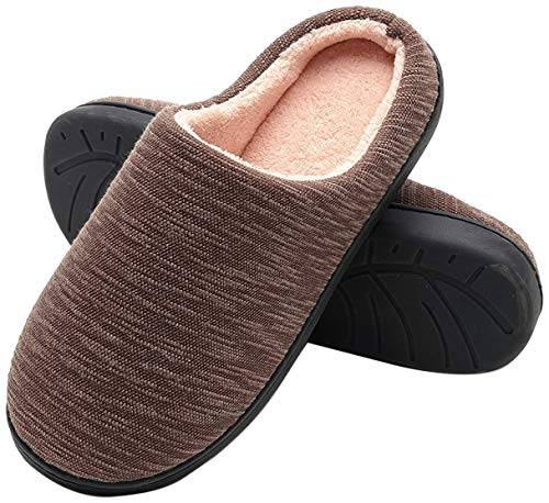 Zapatillas de Casa de Hombre - Zapatillas Casa Ultraligero Cómodo y Antideslizante...