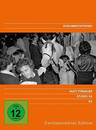 Studio 54 - The Documentary. Zweitausendeins Edition Dokumentationen 86.