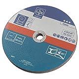 LUX-TOOLS Trennscheiben-Set Ø 230mm, 5-teilig | Trennscheiben-Satz inkl. 5 Spezialtrennscheiben mit einem Durchmesser von 230mm zum Schneiden von Metall
