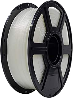 Flashforge® PLA 3D Printing Filament 1.75mm 0.5KG/Roll for Finder and Adventurer 3 (Transparent)