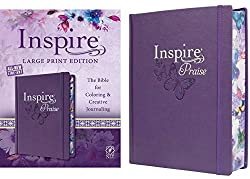 Bible Review of the New Inspire Journaling Bible 3